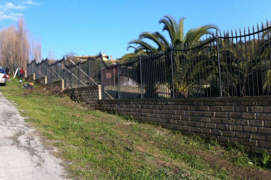 recinzione TORINO