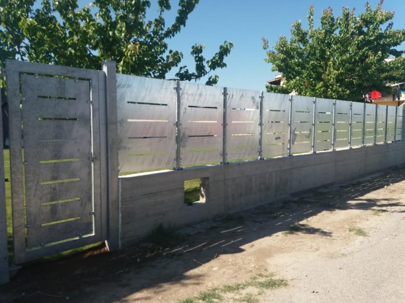 recinzioni a laser