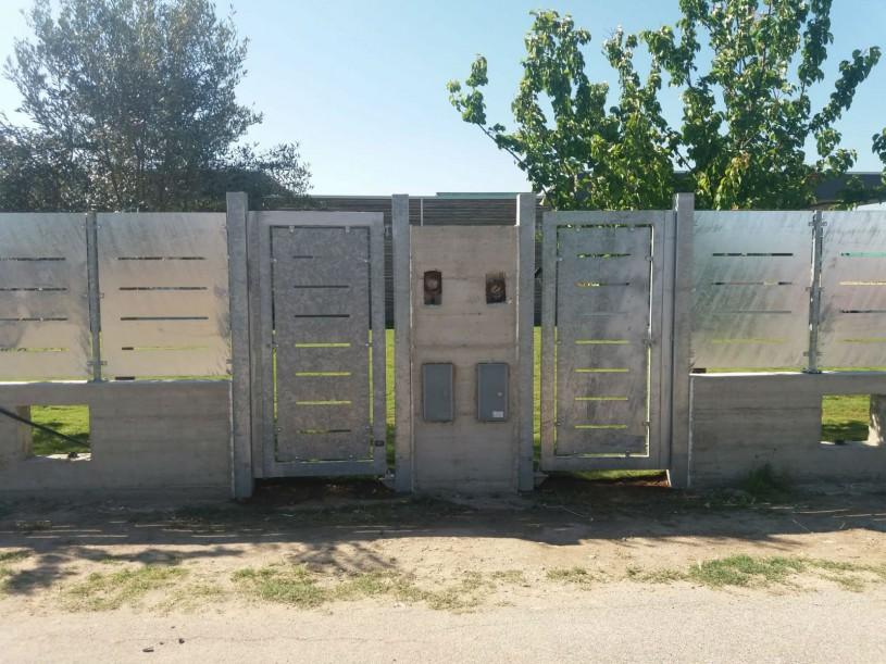 recinzioni modulare a taglio orizzontale 2