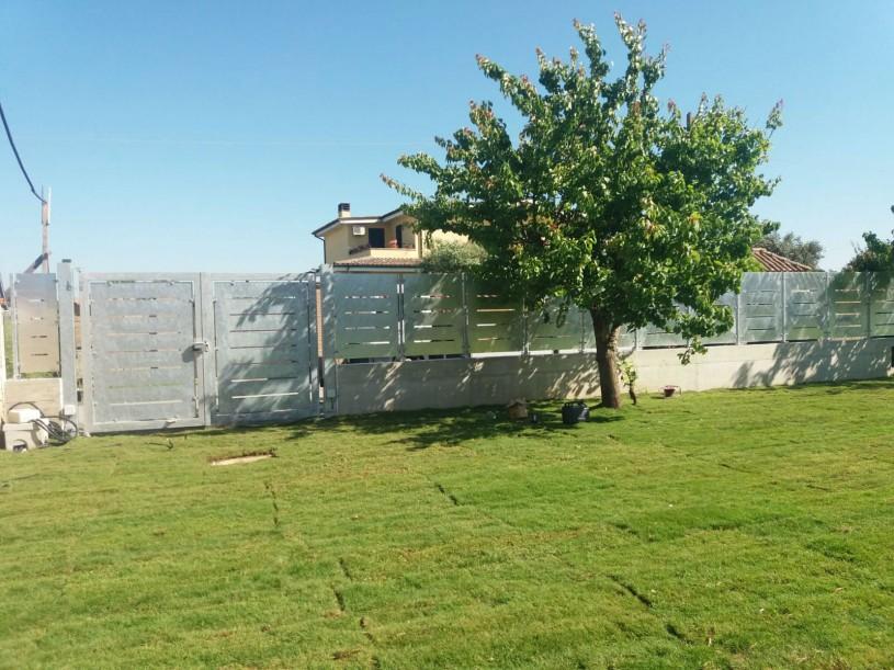 recinzioni modulare bracciano