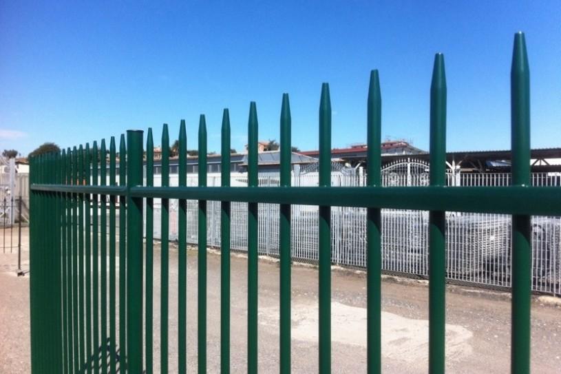recinzione modello conico