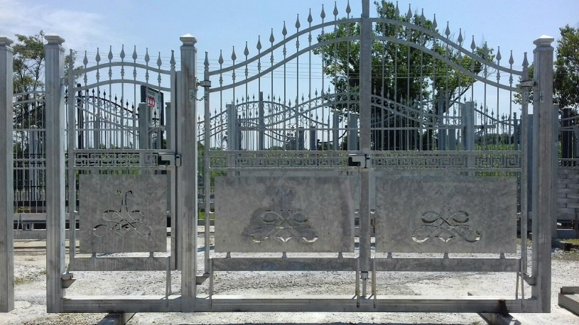 cancello DANUBIO