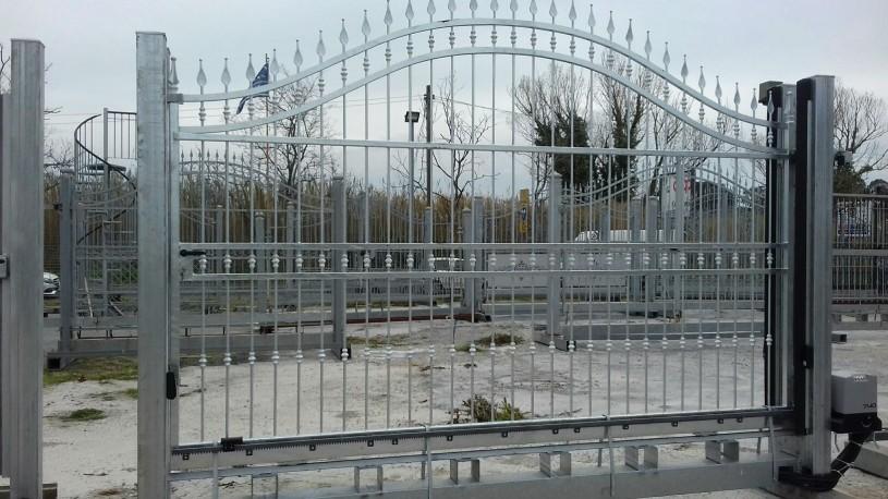 cancello piave scorrevole