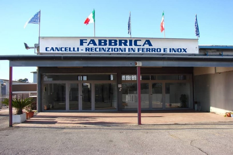 CMZ CANCELLI - Fabbrica cancelli nel Lazio