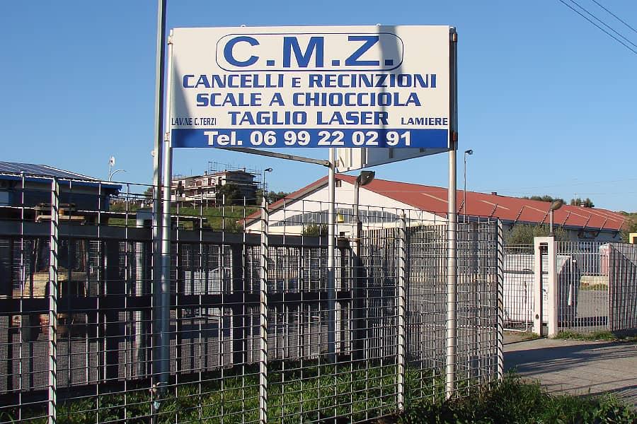 Fabbrica Cancelli A Roma E Recinzioni Modulari